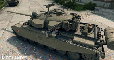 Avalon's Centurion Mk. 3 'Fireball' 1.5.1.0-0 [1.5.1.0], 5 photo